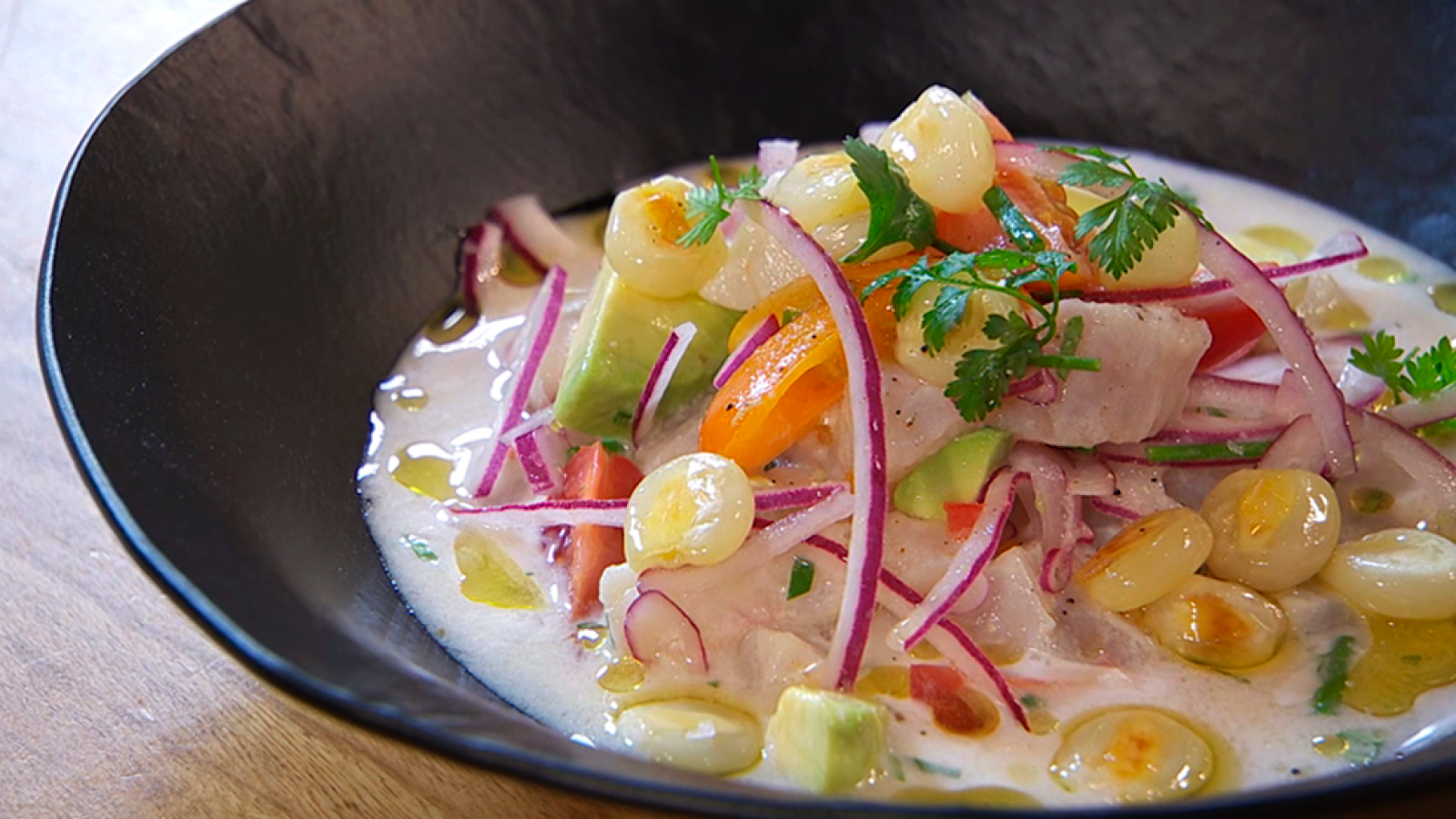 Ceviche Paarung