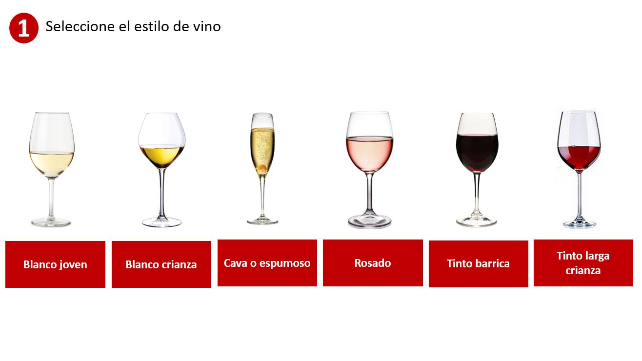 Similar wines 1 Sommelier Gourmet